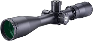 BSA 6-18X40 Sweet 22 Rifle Scope with Side Parallax Adjustment and Multi-Grain Turret