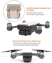Camera Protector Cover for DJI Spark, Elevin(TM) Camera Front 3D Sensor Screen Cover Protective Cover Case for DJI Spark RC Drone