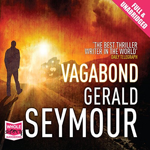 Vagabond audiobook cover art