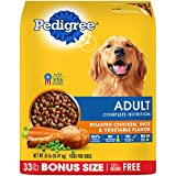Pedigree Complete Nutrition Adult Dry Dog Food Roasted Chicken, Rice & Vegetable...