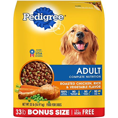 Pedigree Complete Nutrition dry dog food