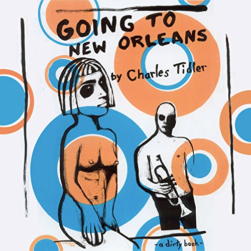 Going to New Orleans audiobook cover art