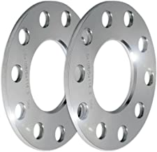 DPAccessories BS5108511456H05/2 2 Billet Press-On Wheel Spacer - 5x108mm/5x114.3mm - 3mm Thick Wheel Spacer Kit
