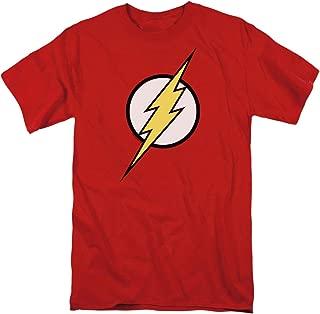 The Flash Lightning Bolt Logo T Shirt & Stickers