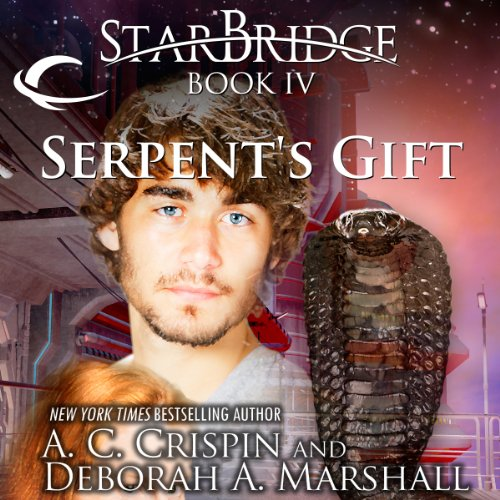 Serpent's Gift audiobook cover art