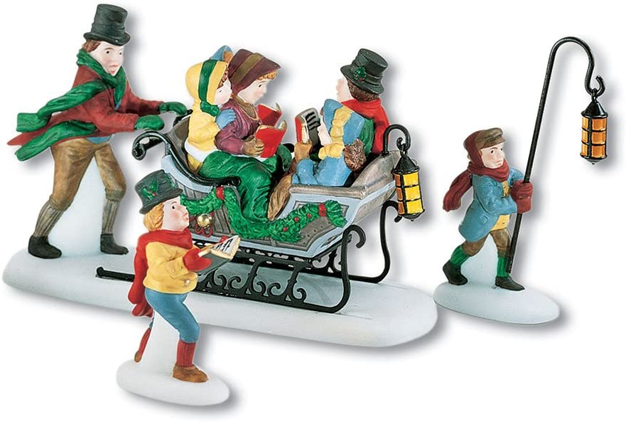 Department 56 Dickens A Christmas With Selling The Caroling Cratch Los Angeles Mall Carol