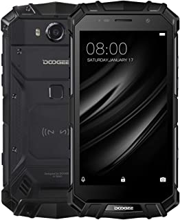 Smart Phones S60 Lite Triple Proofing Phone, 4GB+32GB, IP68 Waterproof Dustproof Shockproof, 5580mAh Battery, Fingerprint ...