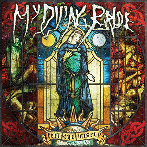 My Dying Bride: Feel the Misery (Audio CD (Digipack))