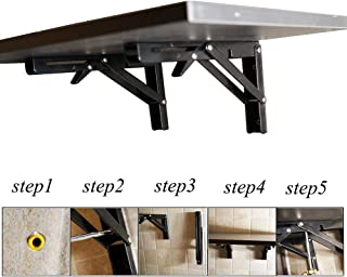 Best lift up shelf bracket Reviews