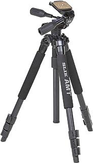 SLIK 三脚 アル・ティム 340 HD 4段 レバーロック式 23.4mmAMT合金パイプ 動画対応3ウェイ雲台 101902