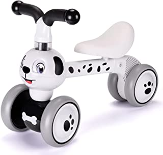 XIAPIA Barnens balanscykel från 1 år promenadcykel för 10 – 36 månader baby, TÜV-testad första glidcykel fordon gåvor för ...