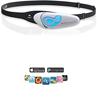 LFHUKEJI Portable Smart Brainwave Sensor headband,Professional Training Of The Brain's Nervous And Relaxation,With Apps, S...