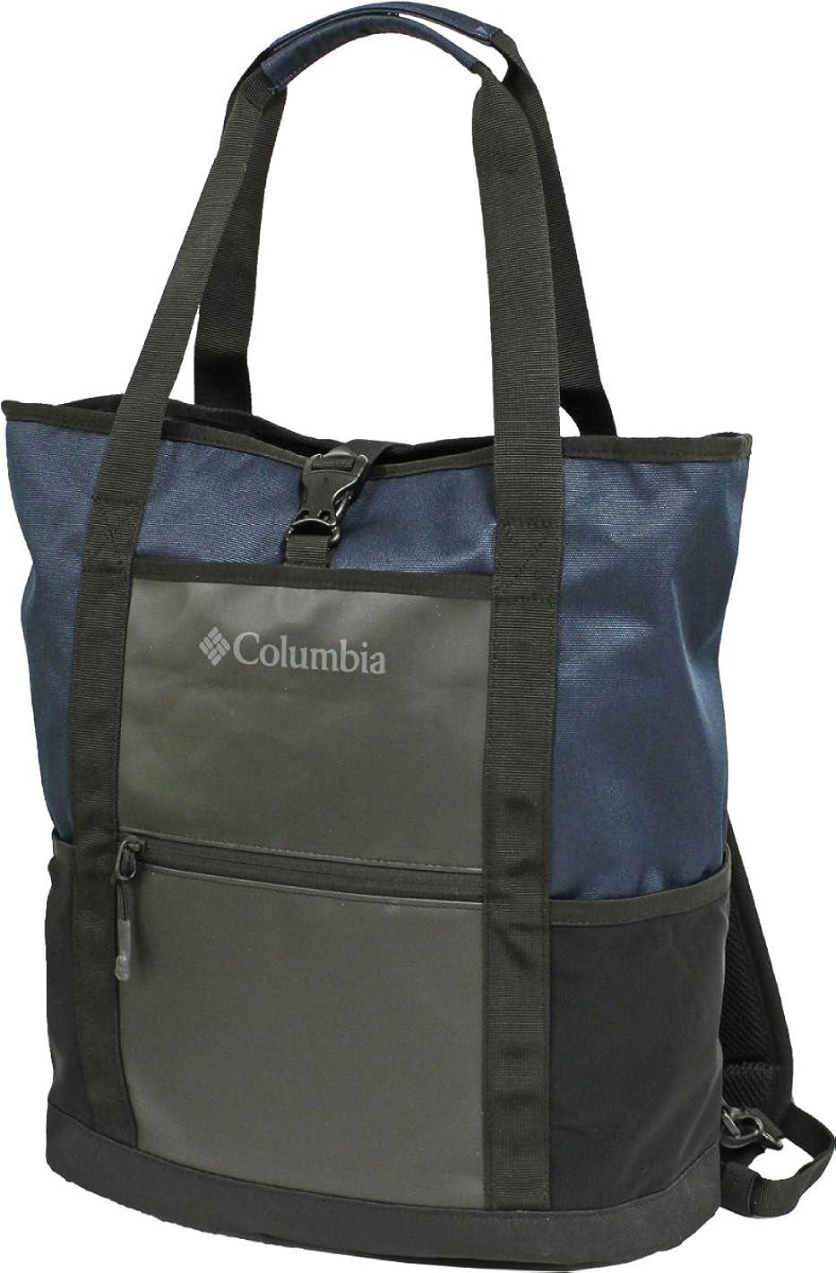 結果眼基礎理論(コロンビア) Columbia ディーカム 2WAY トートバッグ PU8217 (425:コロンビアネイビー)