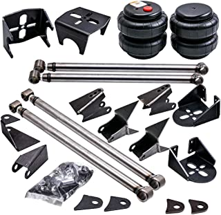 Universal Rear Weld-On Triangulated 4 Link Suspension Kits