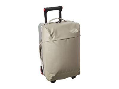The North Face Stratoliner Medium (Silt Grey/Moonstruck Grey) Carry on Luggage