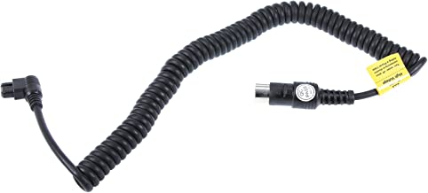 Dorr HC4500 1 4 Power Pack Cable for Nikon Black