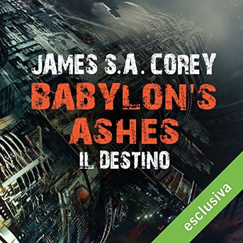 Babylon's Ashes - Il destino copertina
