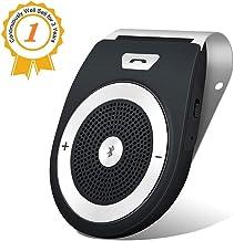 Bluetooth Car Speaker for Cell Phone, Aigital Wireless Speakerphone Motion AUTO Power ON..