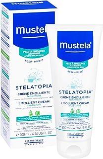 Mustela Stelatopia Emollient Moisturiser Cream, 200 ml