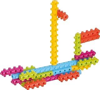 Brinquedo para Montar Pinos Mágicos 100 Peças Elka