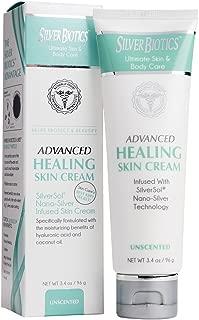 American Biotech Labs Silver Biotics Skin Cream 3.4 oz (96 Grams) Cream