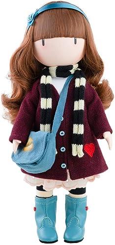 Unbekannt Paola Reina Puppe GORJUSS Little Foxes 32 cm Mehrfarbig (4915