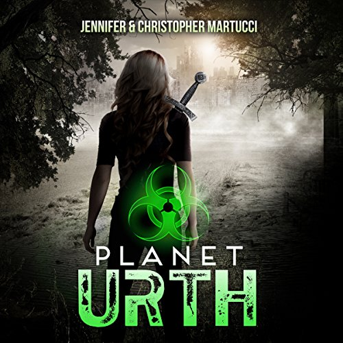 Planet Urth audiobook cover art