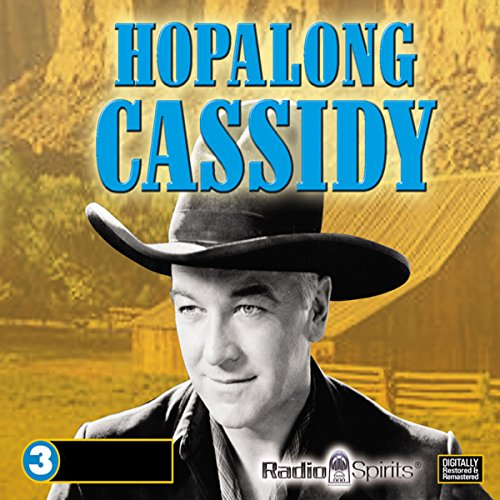 Hopalong Cassidy cover art