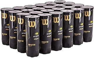 WILSON WRT1072CS US Open High Altitude Balls -Case