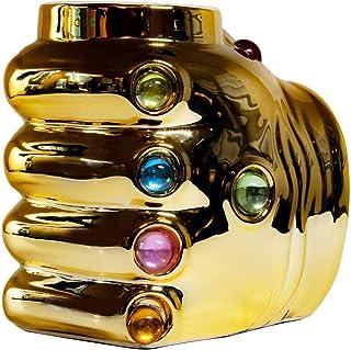 Marvel Avengers Thanos Infinity Gauntlet Ceramic Coffee Mug | 20 Ounces