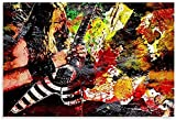 Leinwand Bilder Kunst Zakk Wylde Ozzy Osbourne für