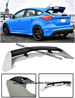 Extreme Online Store EOS Body Kit Rear Roof Wing Spoiler - for Ford Focus Hatchback 13-Up 2013 2014 2015 2016 2017 RS Style