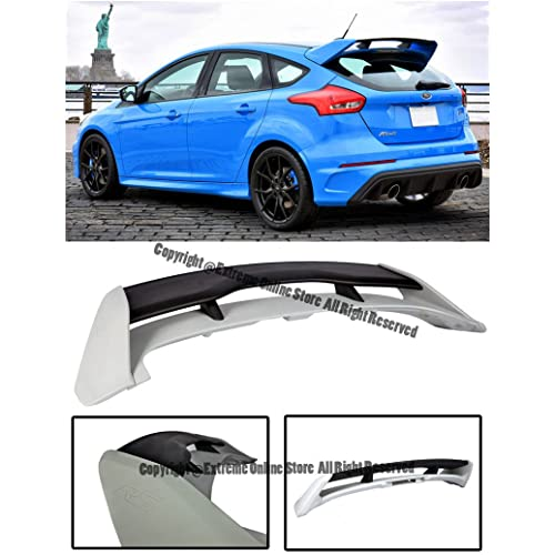 Extreme Online Store EOS Body Kit Rear Roof Wing Spoiler - for Ford Focus Hatchback 13
