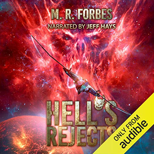 Hell's Rejects Audiobook By M.R. Forbes cover art