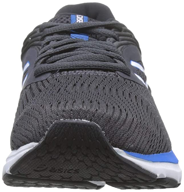 Asics Gel-Pulse 11, Zapatos para Correr Mens, Gris, 41 1/2 EU: Amazon.es: Zapatos y complementos