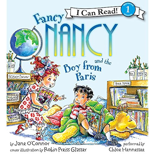 Fancy Nancy and the Boy from Paris Titelbild