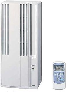 コロナ ウインドエアコン (冷房専用タイプ) 液晶リモコン付 シェルホワイト CW-1616(WS) 50Hz用