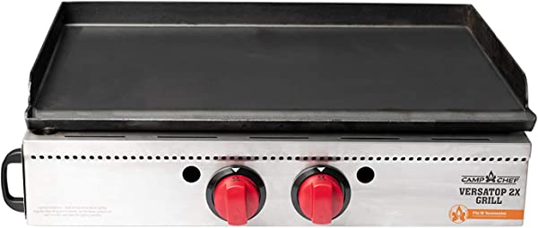 Camp Chef Versatop Portable Flat Top Grill 400 And Griddle FTG400 Compatible 16 Accessories