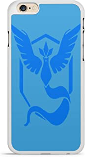 Smart Collections Soft Pokemon Phone Case Pikachu Squirtle Team Instinct Pokemon Go Inspired Team Mystic Valor Ash Ketchum Misty Cute Kids Lover Cartoon Phone Case Cover For iPhone 7/8 Plus Design 8