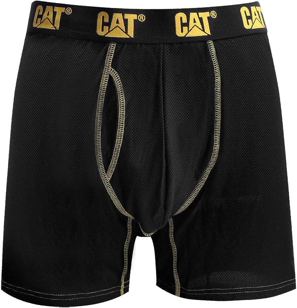 Cat Men's Performance Boxer Brief
