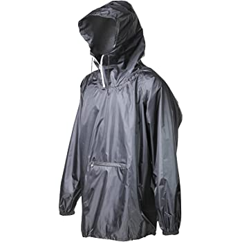 4ucycling Raincoat Easy Carry Wind Rain Jacket Poncho Coat Outdoor,one Size,Updated Version