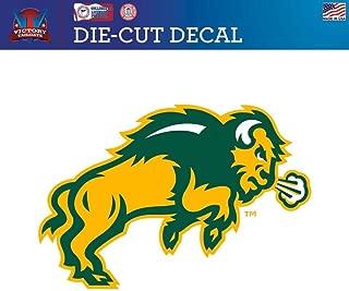 Victory Tailgate North Dakota State University NDSU Bison Die-Cut Vinyl Decal Logo 2