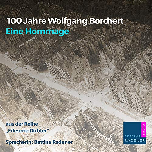 100 Jahre Wolfgang Borchert Titelbild