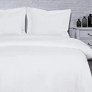 Best inexpensive white duvet cover Reviews
