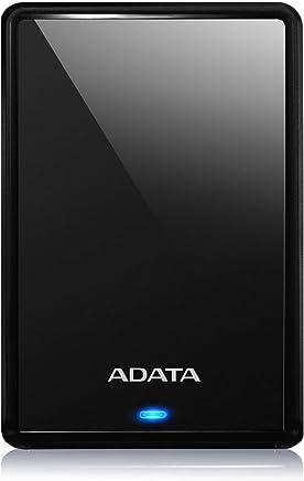 ADATA AHV620S-1TU3-CBK Disco Duro Externo (HDD) 1TB, USB 3.1, color Negro