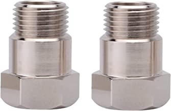 EVIL ENERGY O2 Oxygen Sensor Fitting Bung M18x1.5 Pack Of 2