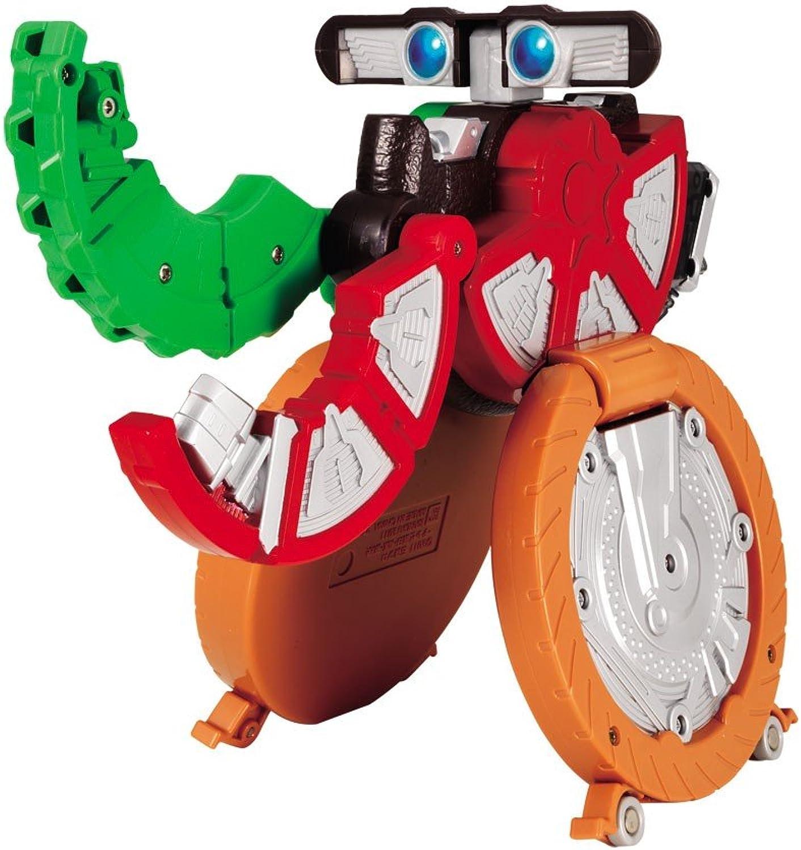 Foodroid01 Burgermeal Kamen Rider Fourze