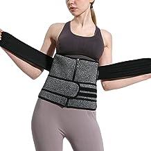 Hhwei Taille Trimmer Trainer voor Vrouwen Vetverbrander Gewichtsverlies Sport Zweet Riem Workout Body Shaper Sauna