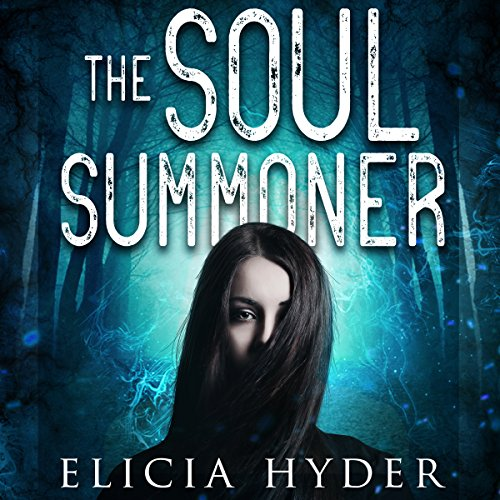 The Soul Summoner audiobook cover art