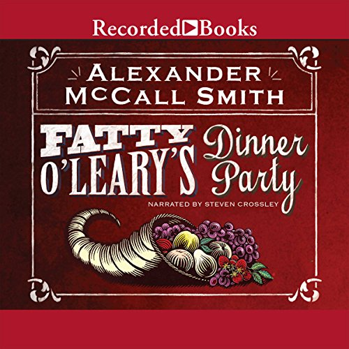 Fatty O'Leary's Dinner Party audiobook cover art
